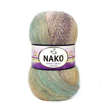 Mohair Delicate Colorflow -