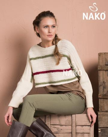 KM-134 Pure Wool Kazak